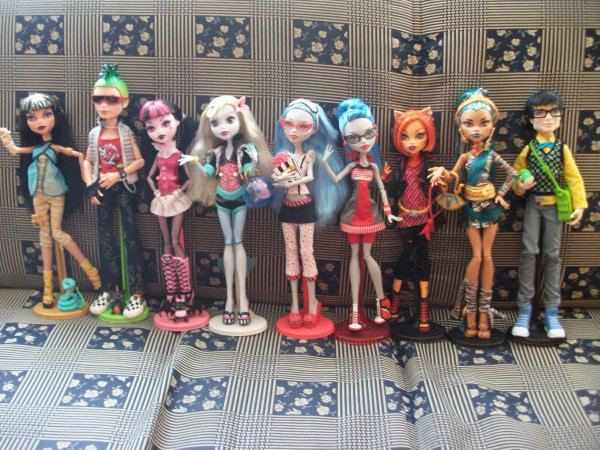 New Monster High :P (Part 1)