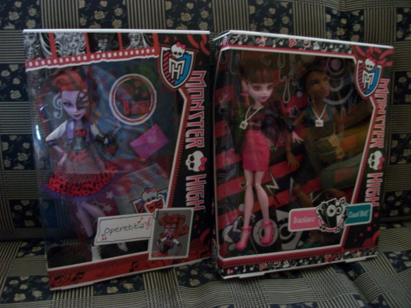 New Monster High + Ever After High :P (Part 3)