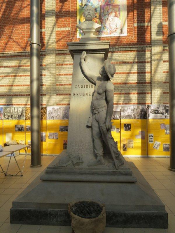 185 - Mineur à la Maison syndicale de Lens -