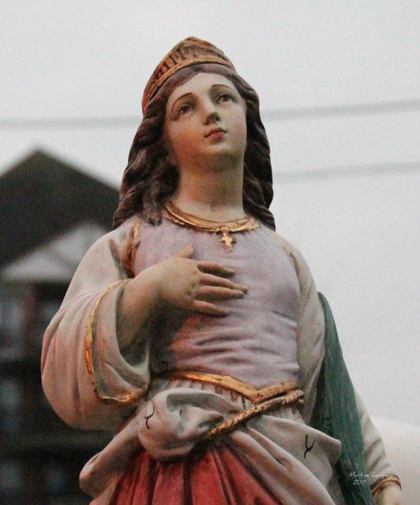 Sainte Barbe 4 Déc 2017 à St Amé-