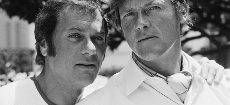 THE PERSUADERS! ou AMICALEMENT VÔTRE avec Roger Moore & Tony Curtis