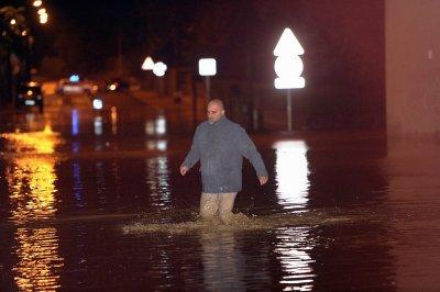 **** Des photos des inondations qui ont frappées le MAS et CASTELNAUDARY  ****