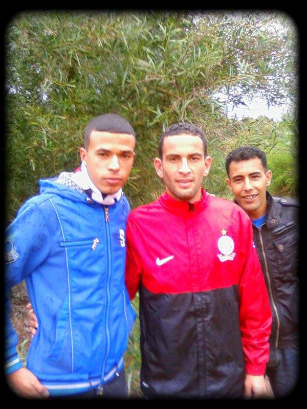 Moi Et  Mourad Lamsan
