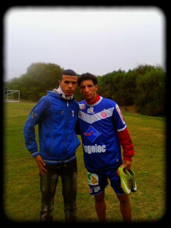 Moi Et  Ahmed Ajeddou