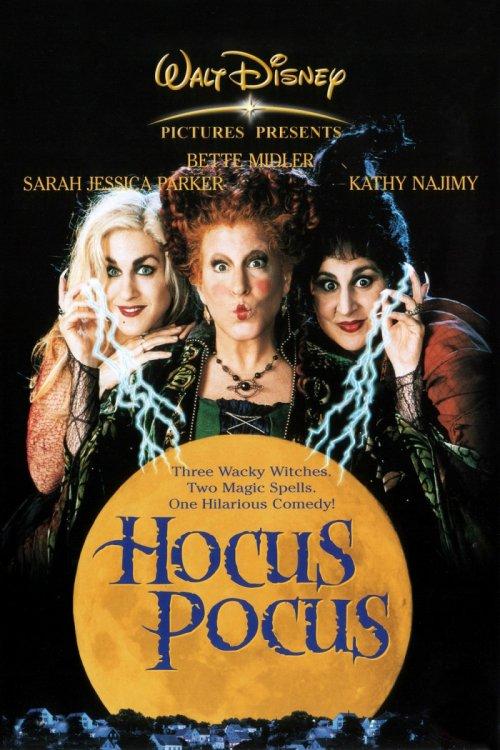 Vidéothèque : Hocus Pocus