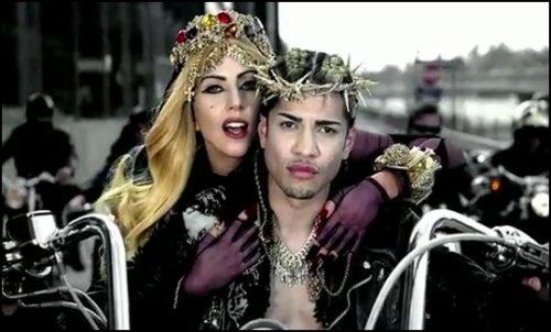 Dans mon MP3 : Lady GaGa