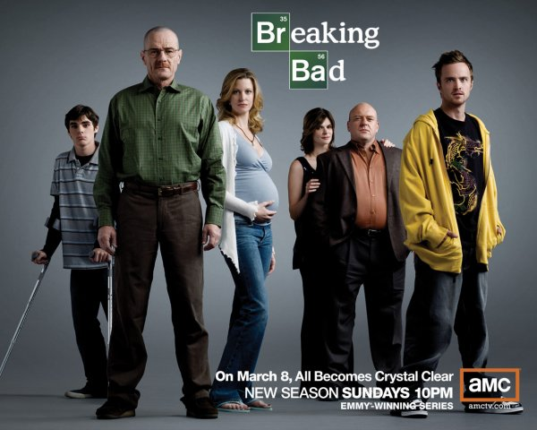 Télévision : Breaking Bad