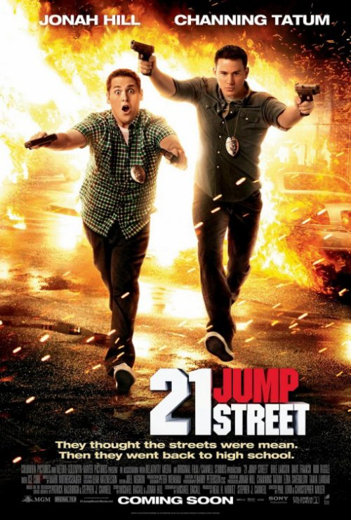 Vidéothèque : 21 Jump Street