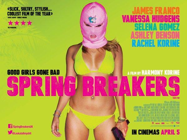 Vidéothèque : Spring Breakers
