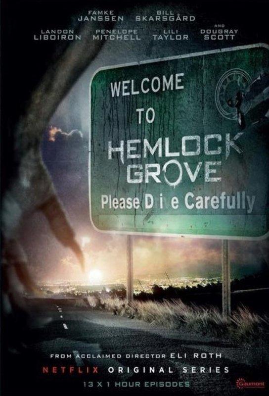 Télévision : Hemlock Grove