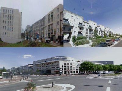 Lognes - Segrais -           (Boulevard du Segrais)