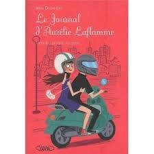 Le journal d'Aurélie Laflamme tome 8