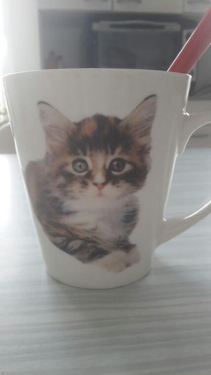 Ma tasse du matin