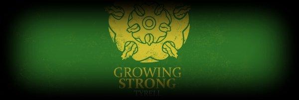 Fiche Personnage : La Famille Tyrell