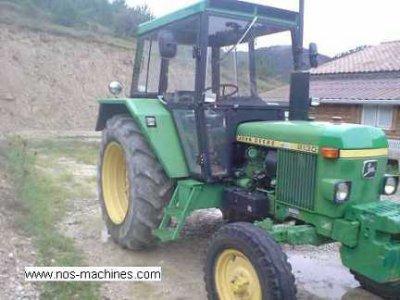 le même tracteur  que mon oncle