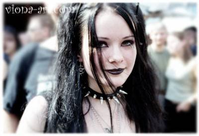 Habille une princesse gothique - Un jeu de filles gratuit