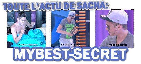 . Le live de Ginie et Sacha : Jeudi 21 juin 2012 . ܤ  MYBEST-SECRET .