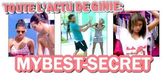 . Le live de Ginie et Sacha : Samedi 23 juin 2012 . ܤ  MYBEST-SECRET .