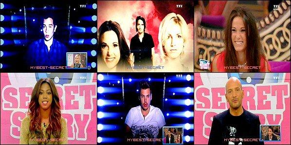 . Le live de Sacha + le prime : Vendredi 03 août 2012 . ܤ  MYBEST-SECRET .