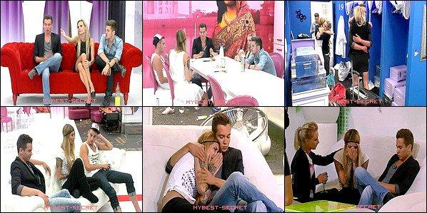 . Le live de Sacha + le prime : Vendredi 10 août 2012 . ܤ  MYBEST-SECRET .
