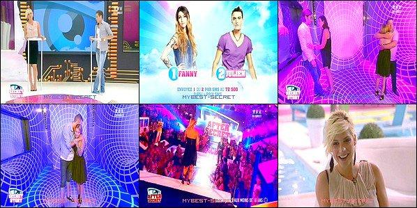 . Le live de Sacha + le prime : Vendredi 17 août 2012 . ܤ  MYBEST-SECRET .