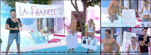 . Le live de Sacha : Dimanche 19 août 2012 . ܤ  MYBEST-SECRET .