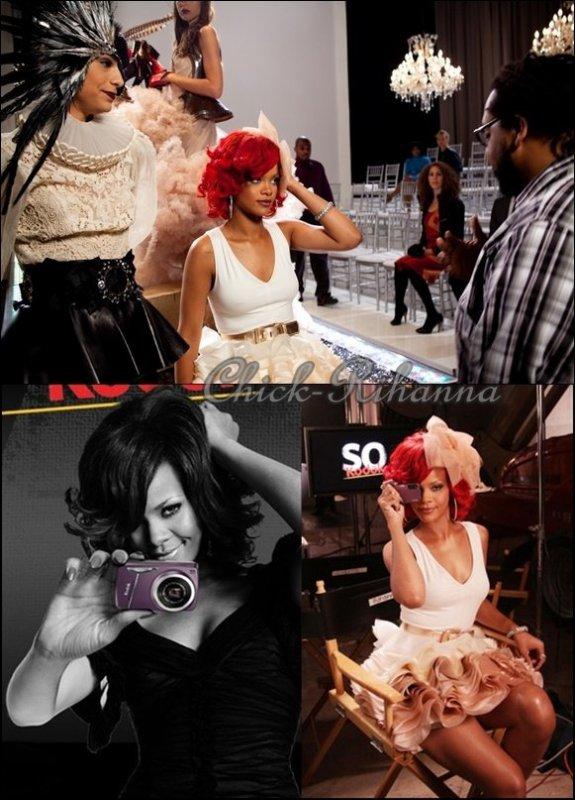 Rihanna & Kodak