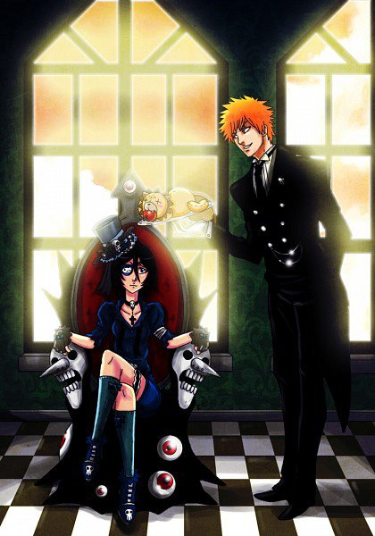 bleach (Black butler)