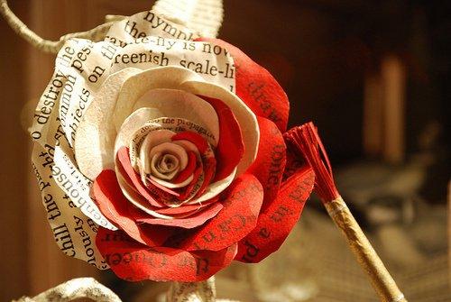 Vous n'avez cas repeindre les roses en rouges ♥
