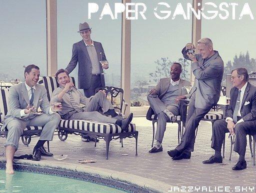 Paper Gangsta