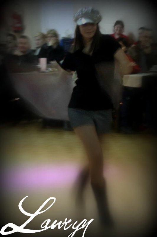 A la dance