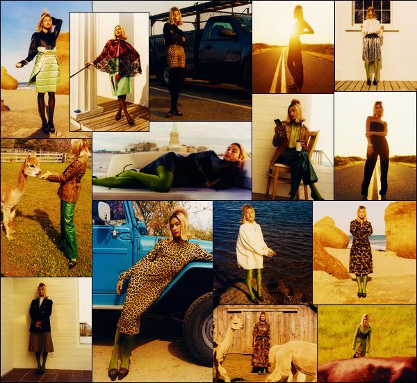 """'-● SHOOT- Hailey Baldwin a posée pour « W Magazine """"Miss America""""  » d'une édit' spéciale !"""