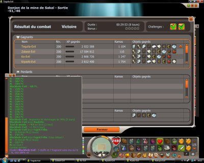Screens en vrac