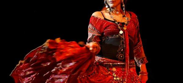 La danseuse Tzigane