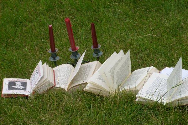 Silence, j'écris..