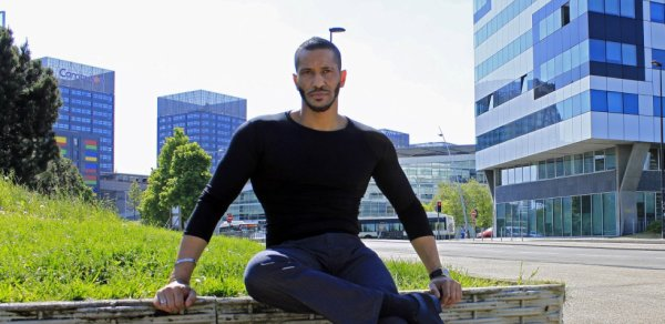 T shirt manches longues homme - Francesco Mariani