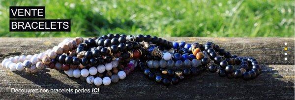 Lancement des bracelets en perles «Francesco Mariani»