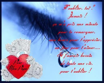Poeme Pour Mon Pere Blog De Baleine08200