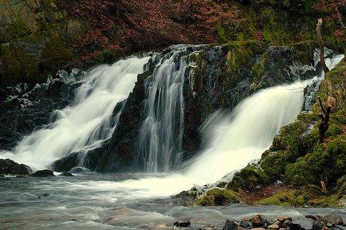 cascade de blangy