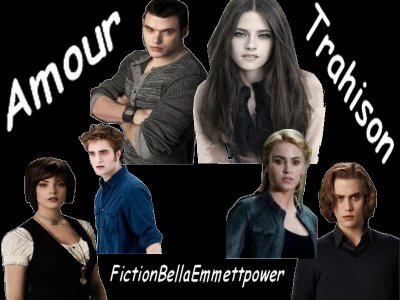 FictionBellaEmmettPower