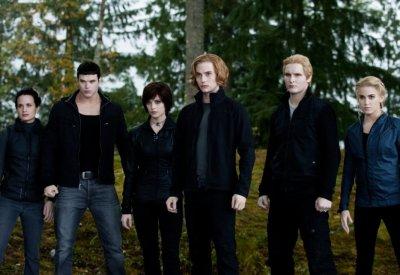 Twilight--Fiction--Love