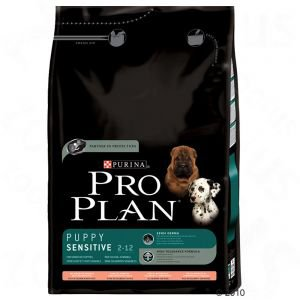 Pro Plan Puppy Sensitive saumon & riz 14KG