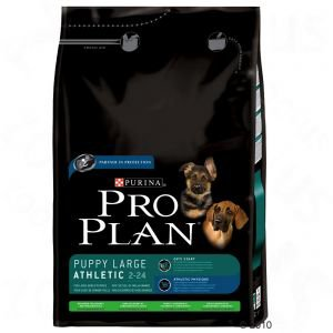 Pro Plan Puppy Large Breed Athletic agneau & riz 14KG