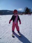 Après le gâteau au chocolat . C'est le ski !!!!!
