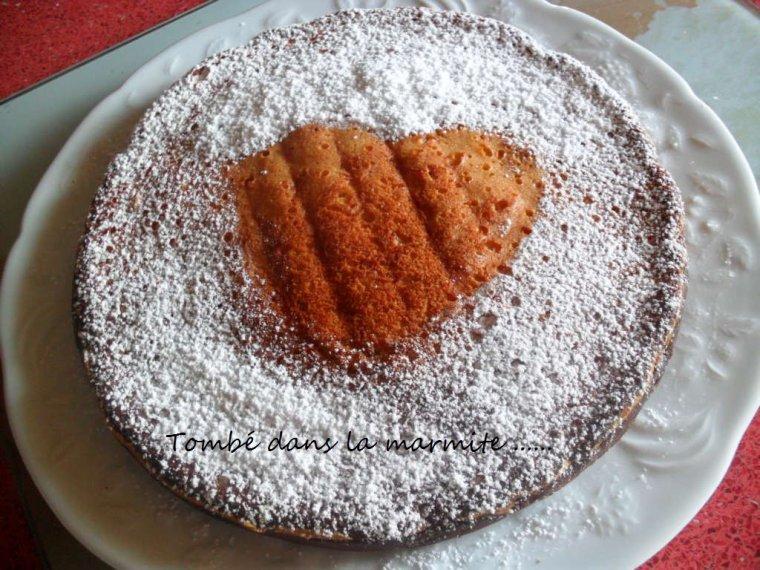 Bolo Podre, Gâteau léger agrumes et miel du Portugal