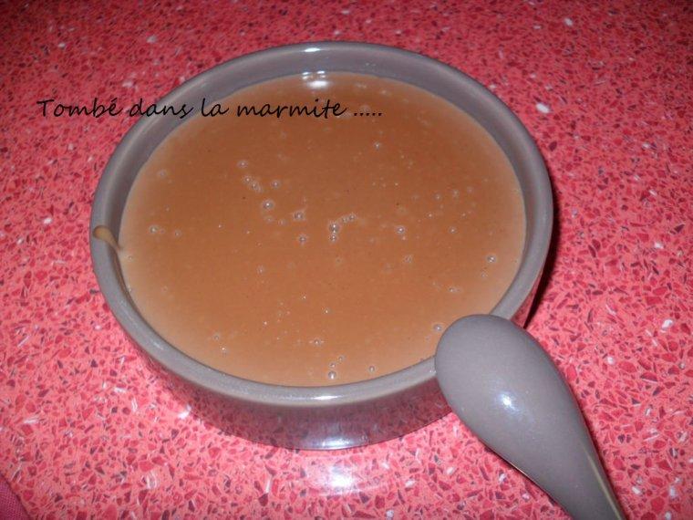 Crème chocolat au mascarpone