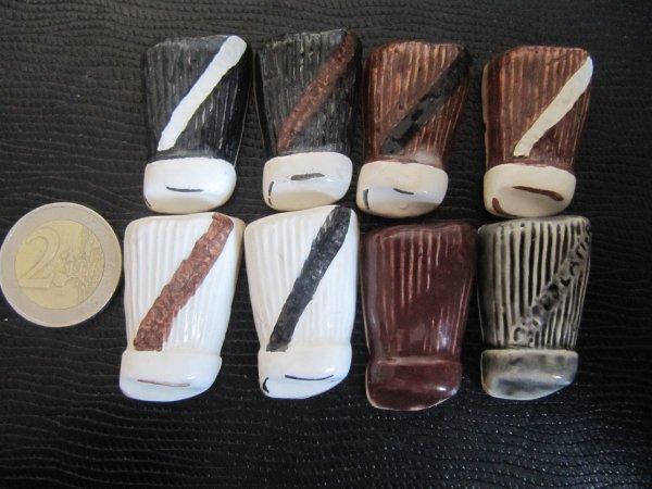 Fèves les toques chocolat