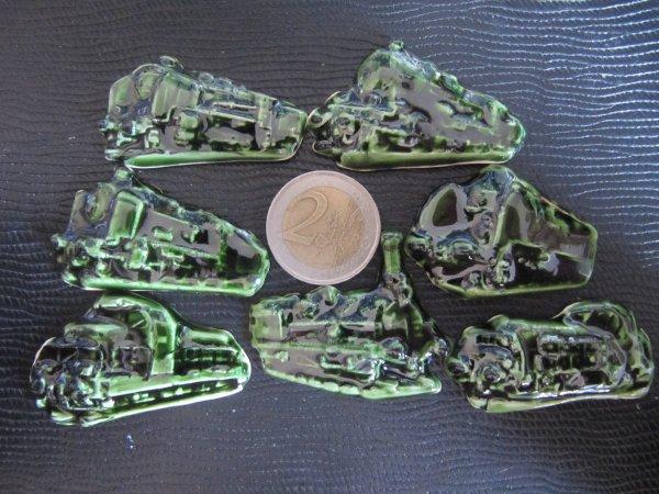 """fèves """"les locomotives"""""""