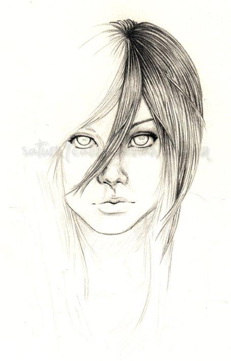 One shot n°2 : la faucheuse aux yeux blancs