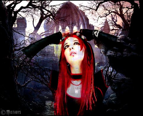 miss gothique
